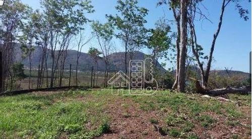 Terreno À Venda, 360 M² Por R$ 165.000,00 - Loteamento Maravista - Niterói/rj - Te0082