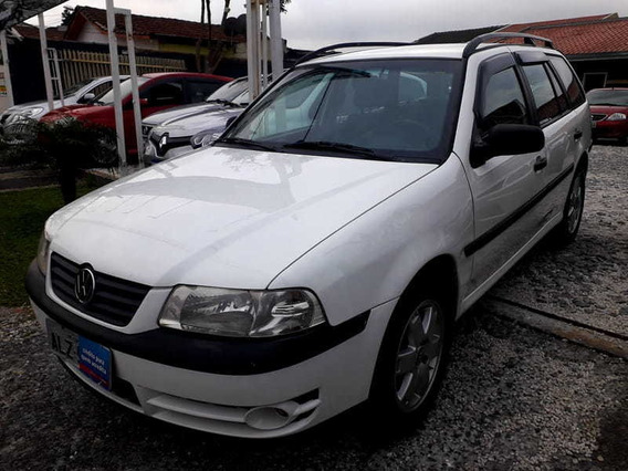 Volkswagen Parati City 1.6 Mi 4p