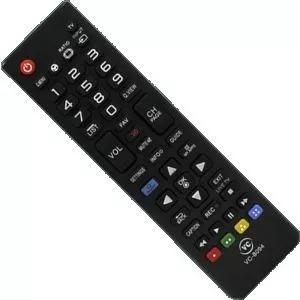Kit 10 Controle Remoto LG Smart 3d Tv Vc-8094 Função Futebol