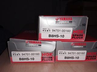 Bujias B8hs-10 Ngk Original Yamaha 5v