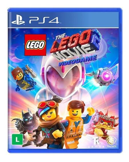 Lego Movie Videogame 2 Ps4 Playstation Mídia Física