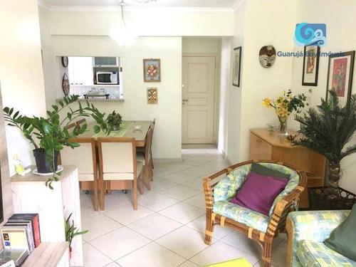 Imagem 1 de 20 de Apartamento  À Venda Praia Da Enseada, Guarujá. - Ap4555
