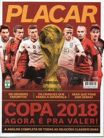 Placar Edição 1433 - Novembro De 2017 - Copa 2018