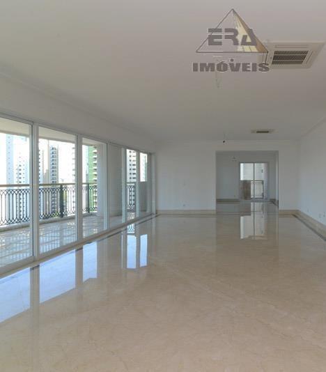 Apartamento Residencial Alto Padrão À Venda, Jardim Anália Franco, São Paulo - Ap0090. - Ap0090