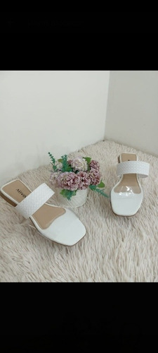 Sandália Elegante Baixa