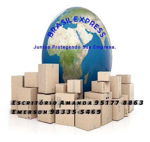 Imagem 1 de 2 de Serviços De Entregas Rapidas Brasil