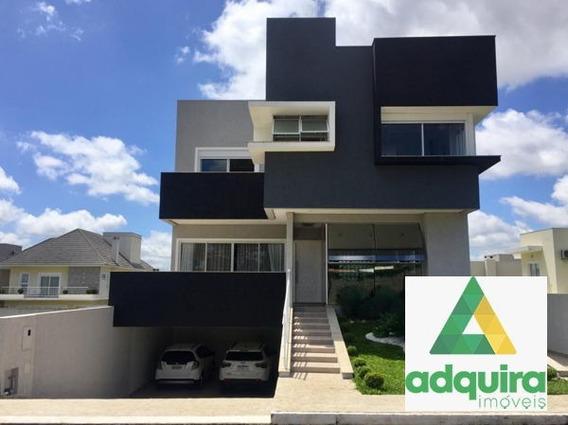 Casa Em Condomínio Com 4 Quartos - 5525-v