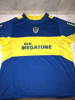 Camisa Do Boca Juniors Da Argentina Oficial