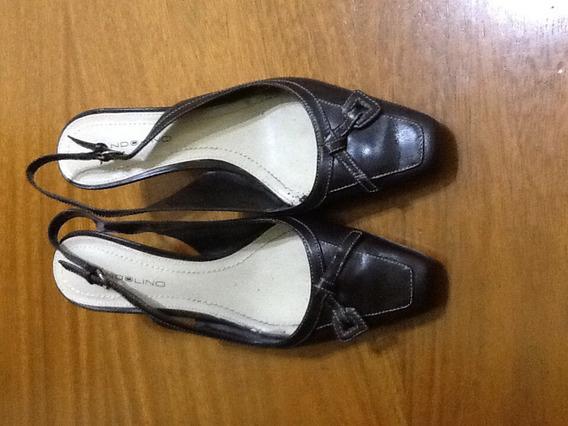 Zapatos Clásicos Marrones