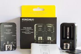 Radio Flash Yongnuo Yn-622n Ttl E-ttl Para Câmeras Nikon