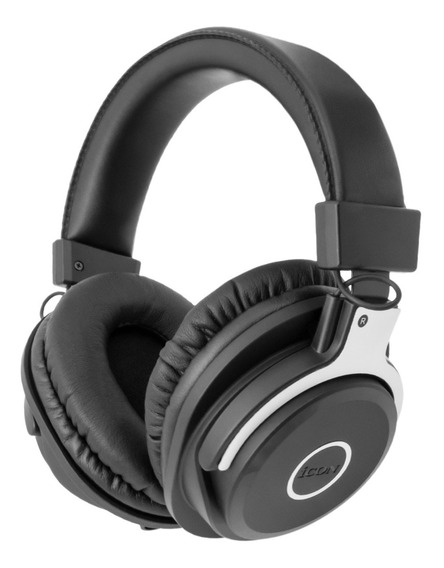 Fone De Ouvido Over-ear Icon Hp-600 Estúdio Sj