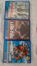Juste Cause 3, Black Ops 3, The Division
