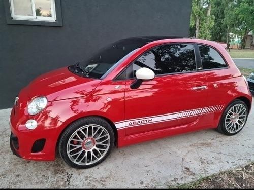 Fiat 500 2013 1.4 Abarth 135cv