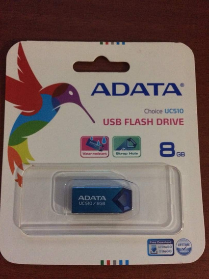 Pendrive Original Adata De 8 Gb