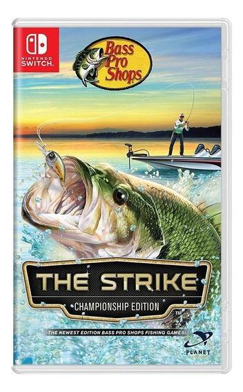Bass Pro Shops The Strike Championship Edition Switch Física