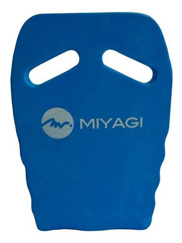 Tabla Para Natación Aerodinámica En Polietileno Eva Miyagi