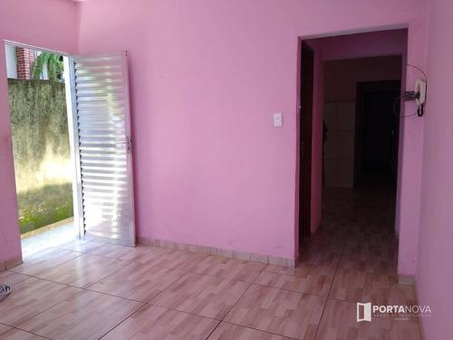 Casa Com 2 Dormitórios Para Alugar, 93 M² Por R$ 1.300,00/mês - Vila João Montesano - Itapecerica Da Serra/sp - Ca0036