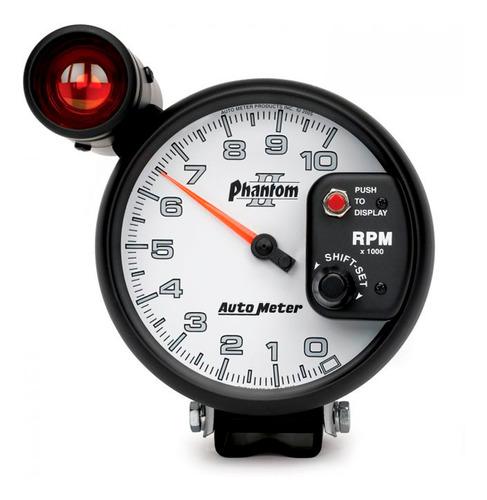 Tacómetro Phantom 2 7599 5´ 10000 Rpm Autometer