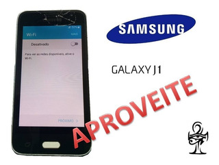 Samsung Galaxy J1 2016 J120h/ds (trocar Touch) Placa 100% Ok