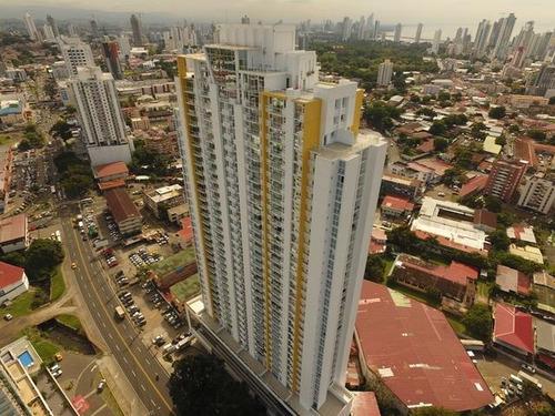 Venta De Apartamento Penthouse En Metropolitan Park, 20-4982