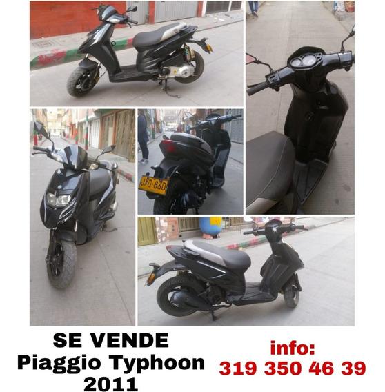 Piaggio Typhoon 125