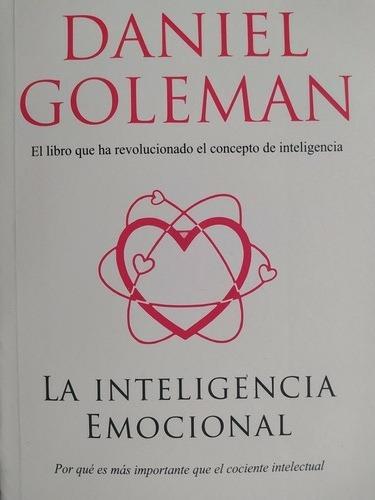 Imagen 1 de 3 de La Inteligencia Emocional Libro Nuevo Daniel Goleman