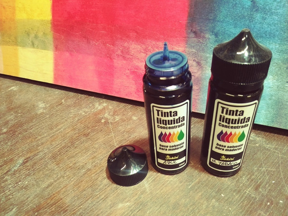 Tintas Concentradas Para Maderas & Lacas - Takiri No Stewmac