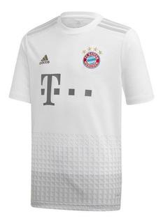 Camisa Bayern Munique Branca Original -19/20 - Frete Grátis - - Envio Imediato - Pronta Entrega - Super Promoção