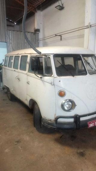 Volkswagen Vw - Kombi Corujinha 1970