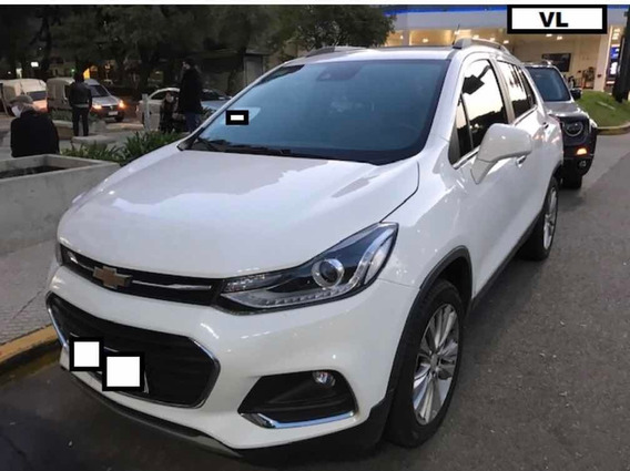 Chevrolet Tracker 1,8 Ltz+ At 4wd