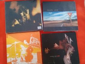 Pearl Jam 4 Cds