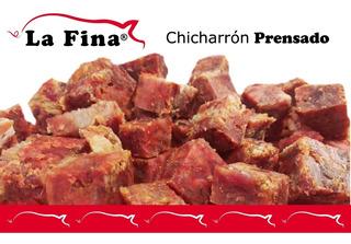 Chicharron Prensado 100 % De Cerdo Caja De 5 Kilos