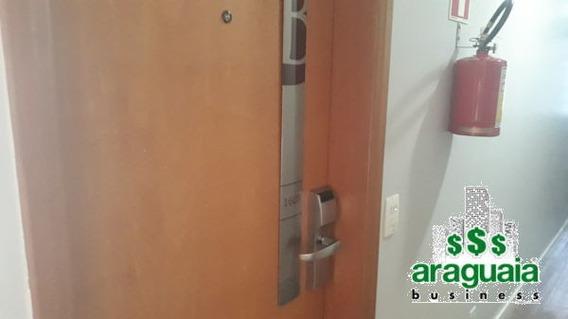 Apartamento Flat Com 1 Quarto No Cristal Place - Araguaia-1608-l