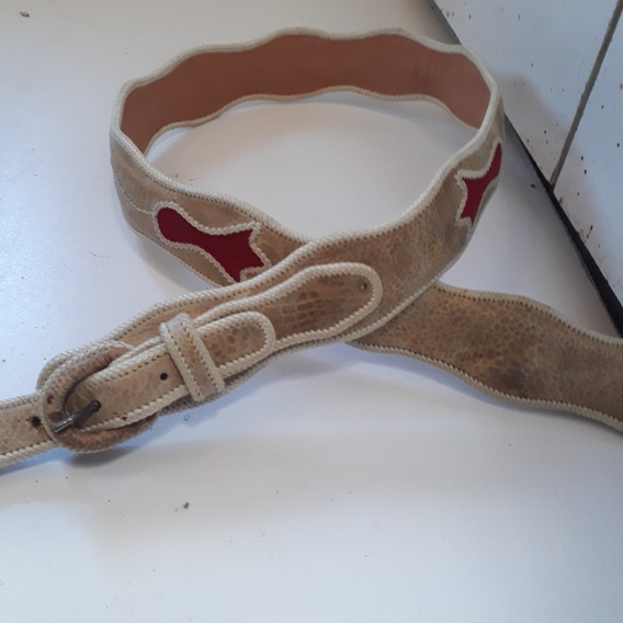 Cinturon Huaso Cuyano