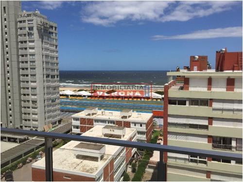 Apartamento En Brava - Punta Del Este- Ref: 6918