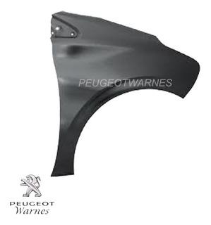 Guardabarro Delantero Derecho Para Peugeot 208