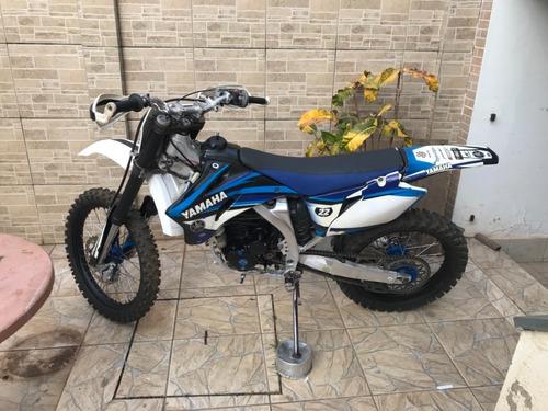 Yamaha Yz 250f Mix Com Motor Da Lander