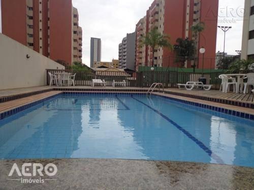 Apartamento Residencial Para Locação, Vila Aviação, Bauru. - Ap1097