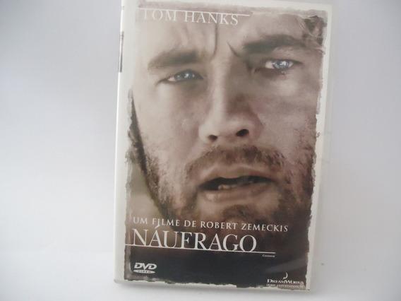 Dvd Naufrago Tom Hanks Original ( Frete R$ 8,50)
