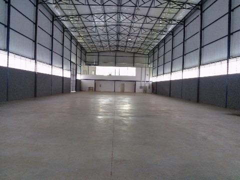 Galpão/depósito/armazém/barracão Para Alugar Em Cabreuva - Gl00038 - 1735206