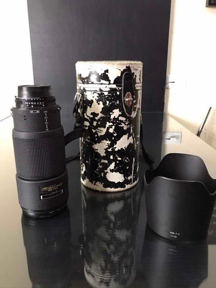 Lente Nikon Nikkor 80-200 F2.8 Ed Fx