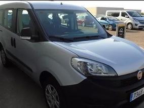 Fiat Doblo 7 Asientos 0km 2018 O Furgon Solo Con 50.000 *