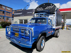 Estacas Dodge D300