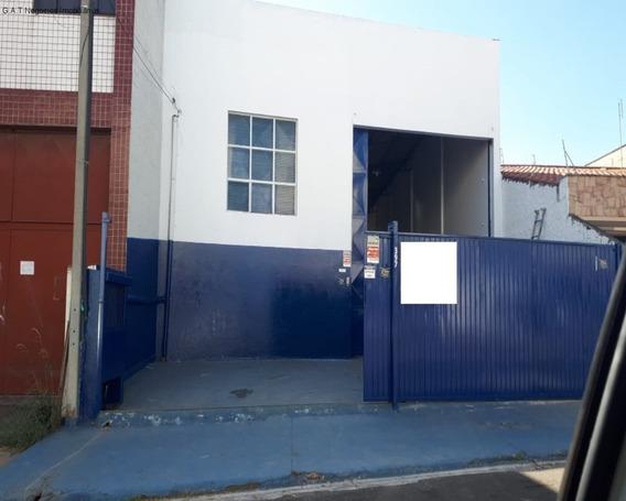 Galpão Para Locação No Jardim Leocádia - Sorocaba/sp - Gl00584 - 68229985