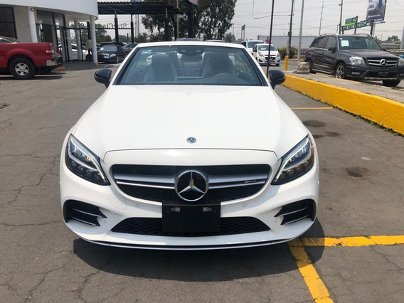 Mercedes Benz C 43 Convertible 2019