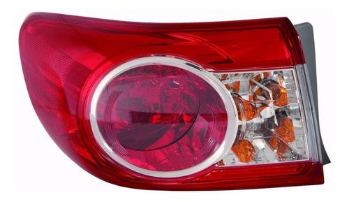 Stop Externo Toyota Corolla 2011 2012 2013 2014 Aniversario