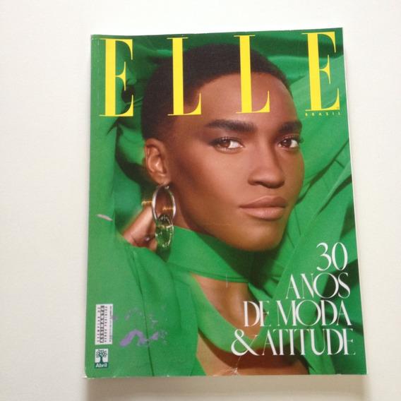 Revista Elle 30 Anos De Moda E Atitude Johnny Massaro Cc893
