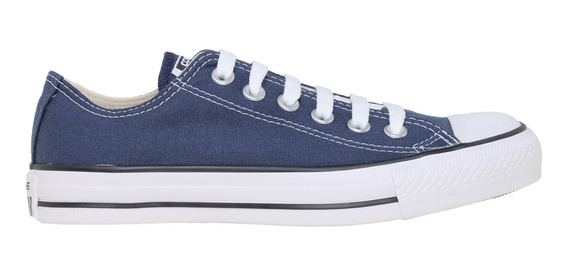 Zapatillas Converse Moda Chuck Taylor All Star Core Ox Az/ng