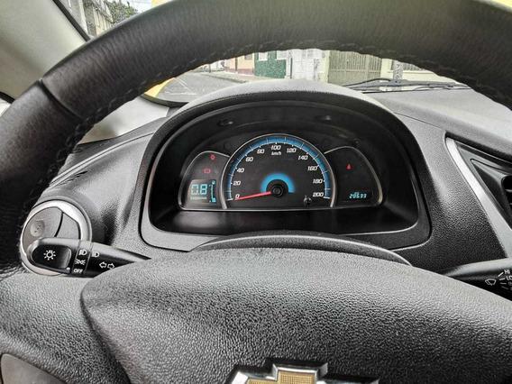 Taxi Chevrolet Sail 1.4 2019 Amarillo 4