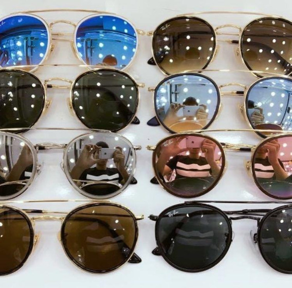 Óculos Ray Ban - Feminino Original - Redondo